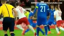 Poland 0-0 Greece ~ [Friendly Match] - 16.06.2015 - All Goals & Highlights