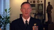 "ADM William ""Bill"" McRaven's comments on Secretary of Defense Robert Gates"
