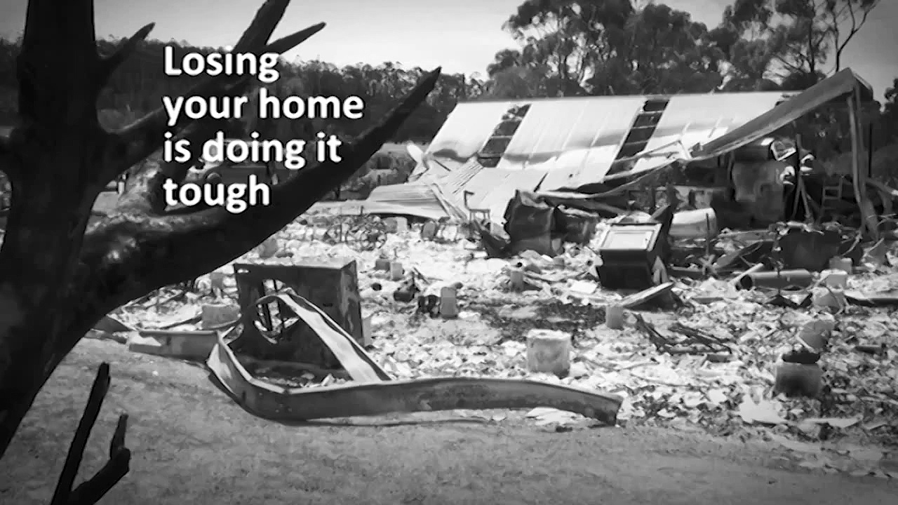 Doing It Tough: Support those affected by disasters
