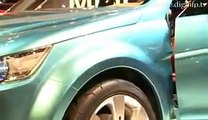Mitsubishi Concept cX - Tokyo Motor Show 2007 : DigInfo
