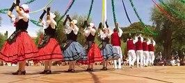 DANSES NICOISES (FETE DES MAIS 2009) - TRADITIONAL DANCES OF NICE (FEAST OF MAYS 2009), FRANCE