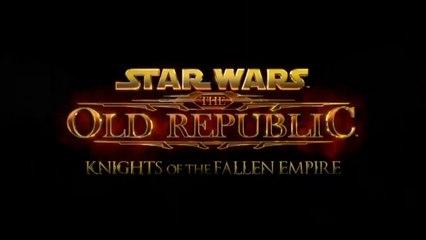 Star Wars The Old Republic Knights of the Fallen Empire E3 2015 Trailer
