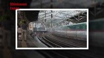 Fastest Train Shinkasen Japan 720p