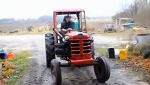 un tracteur hors norme