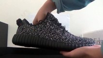 Kanye West adidas Yeezy 350 Boost Low Grey and Black HD Review
