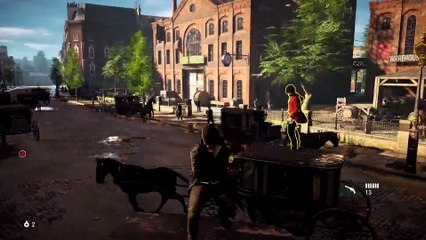 Démo E3 2015 de Assassin's Creed Syndicate