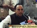 Dr Subramanian Swamy exposed Priyanka Gandhi, Sonia Gandhi and Rahul Gandhi