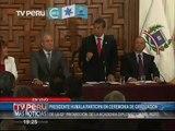 Ceremonia de graduación de 51º Promoción de la Academia Diplomática del Perú