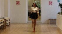 Meet the Supermodel with China's Longest Legs