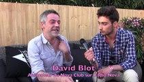 David Blot (Radio Nova) sur le Festival de Cannes (La Factory à Cannes - Interview intégrale)