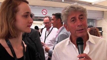 Gilles Goldenstern présente la Cinéfondation (La Factory à Cannes - Interview intégrale)