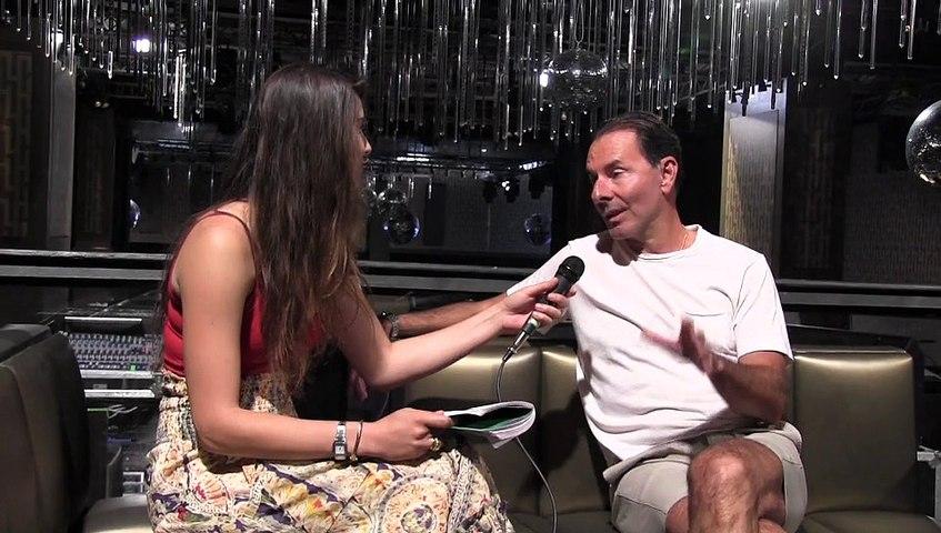 Patrick Tartary, homme fort de la nuit (La Factory à Cannes - Interview intégrale)