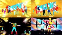 Kiss You - Just Dance 2014 - All Dance Modes