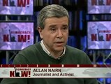 Award-winning investigative journalist Allan Nairn on the role of the U.S. in the world today 3 of 4