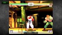 Super Smash Bros for Wii U & Street Fighter: Ryu comparison