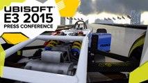 Trackmania Turbo Trailer - E3 2015 Ubisoft Press Conference