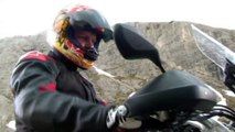 Something beautiful from the Dolomites - Moto Guzzi Stelvio