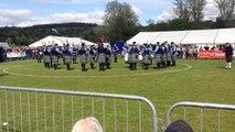 Scottish Power Pipe Band - British Championships 2015