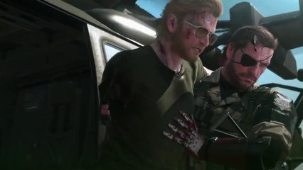 Metal Gear Solid 5 The Phantom Pain  E3 2015 Trailer