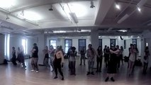 Laure Courtellemont Ragga Jam Dancehall - Bad Inna Dance New York BDC