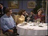 Hale and Pace - dinner conversation