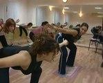 Стрип-пластика (школа танцев Cosmo Dance)