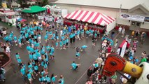 BlueCross BlueShield of Western NY - Healthy Changes Everything Flash Mob