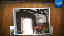 Vente Villa, Satolas-et-bonce (38), 425 000€