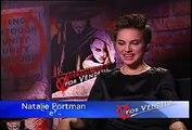 Natalie Portman interview for V for Vendetta