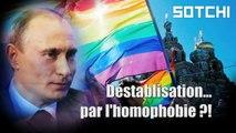Alain Soral - Vladimir Poutine Homophobe ?
