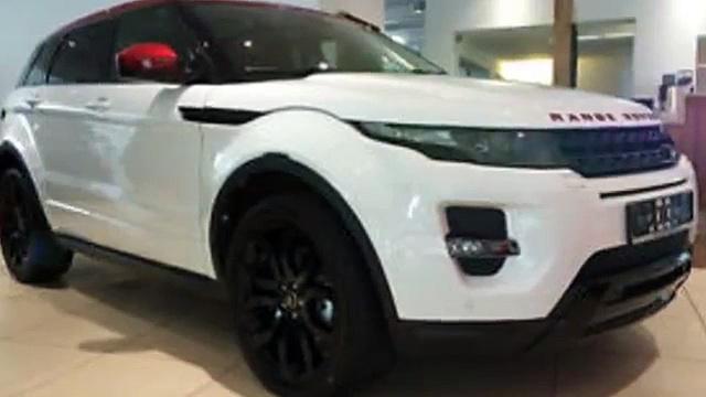Land Rover Range Rover Evoque Range Rover Evoque SD4 Britain III Edition