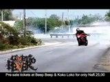 Ghetto Fever 2009, Bario vs Bario Edition!