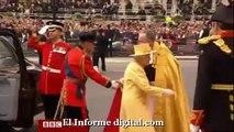 Boda real en londres inglaterra el matrimonio de William y Catherine en tres minutos