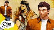 Shenmue 3 Will Be The Craziest Kickstarter Of All Time - E3 2015