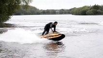 Jet ski : Antony Burgess, champion du monde de jet ski freestyle