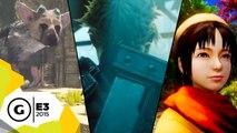Is E3 2015 The Best E3 Ever? - GameSpot Press Conference Coverage