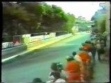 F1 Monaco GP 1981 Alan Jones vs Gilles Villeneuve