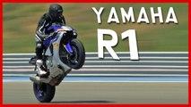 Essai Yamaha R1 : Une moto chirurgicale