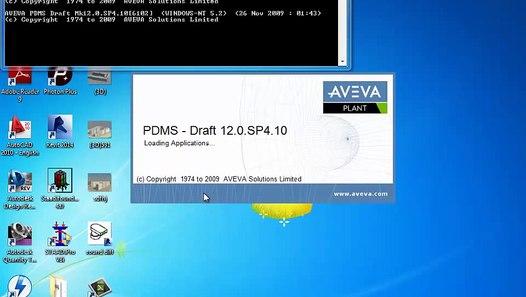AVEVA PDMS - drafting module basics