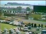 F1 British GP 1981 Gilles Villeneuve Crash