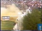 F1 Italian GP 1980 Gilles Villeneuve Crash