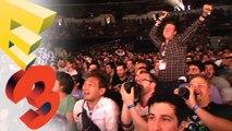 Réactions E3 : The Last Guardian / FF VII / Shenmue 3
