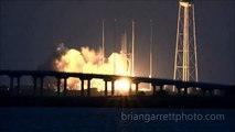 Orbital Sciences Corp.'s Antares Rocket Explodes at NASA Wallops Island