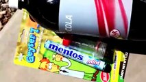 Learning Education Science Experiment Mentos Geyser Diet Coke Soda Home School Easy and Fast