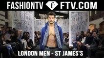 Jermyn St. St James Open Air Catwalk Show Highlights  LC: M   FashionTV