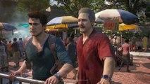 Uncharted 4: A Thief's End - Démonstration de gameplay à l'E3 (Playstation 4)