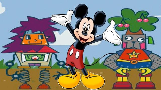 Mysie Laboratorium KLub Przyjaciół Myszki Miki Mickey Mouse GRAJ Z NAMI