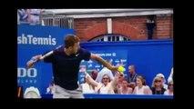 Marc Lopez/Rafael Nadal v Milos Raonic/Edouard Roger-Vasselin - Queens Club