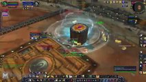 ® World of Warcraft Cataclysm: Sacredheals 2v2 Paladin DK VS Mage Priest (WoW Gameplay/Commentary)