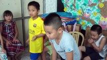 Teaching English for kids - Ms. Nhung's class - Game 3